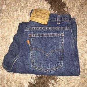 Women's Vintage Levi's 950 Jeans